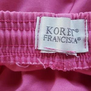Koret Francisca Pants - 18 / Pants / Koret Francisca / Pull-On/ Plus Size